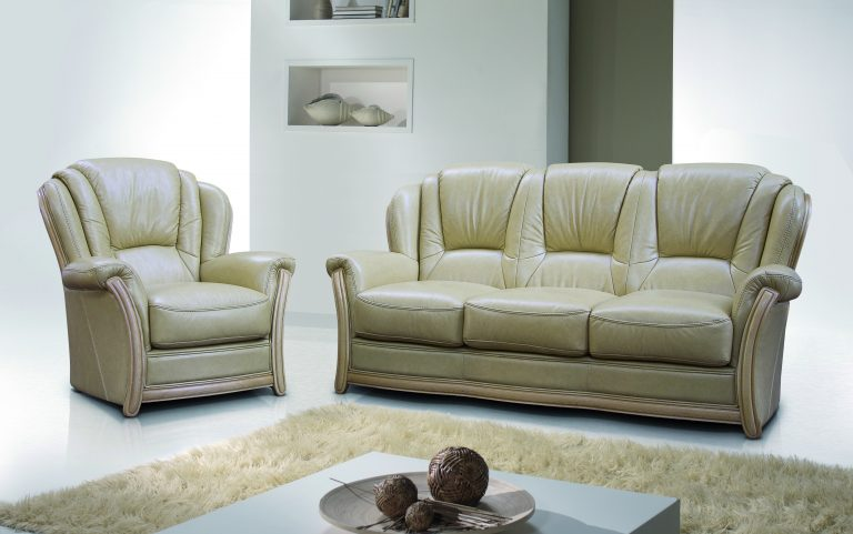 Leather Sofas & Suites
