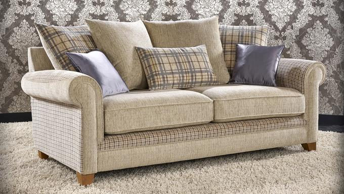 Fabric Sofas & Suites